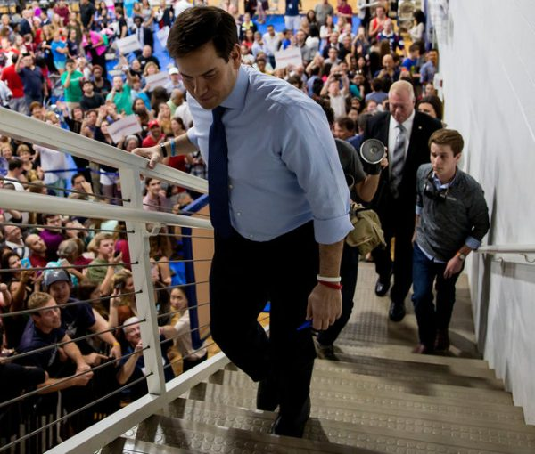 Marco Rubio Graciously Leaves Presidential Race [VIDEO]