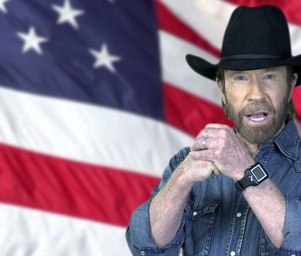 Ted Cruz Gets Official Chuck Norris Endorsement