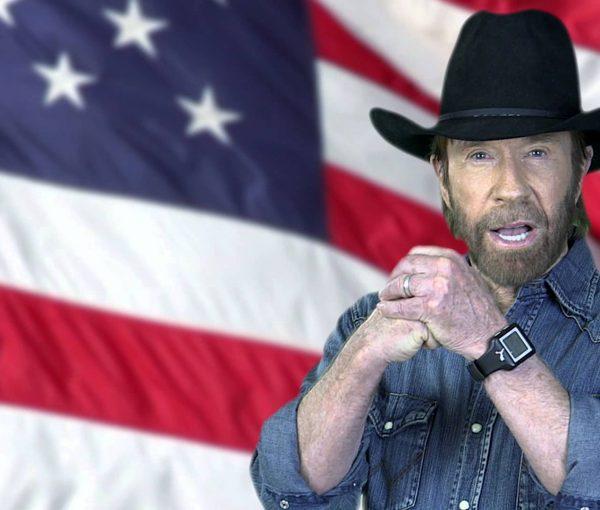 Ted Cruz Gets Official Chuck Norris Endorsement