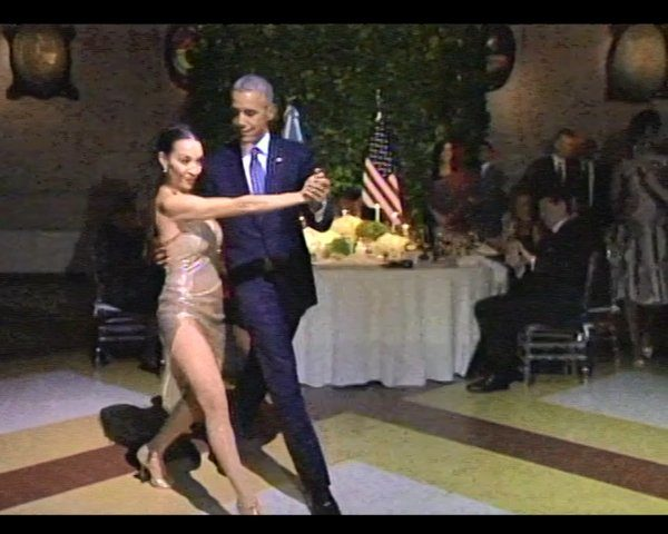 Obama and the Delusional Tango (Video)