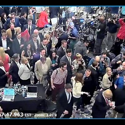 Trump Campaign Manager Corey Lewandowski Charged With Battery (VIDEO)