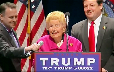 Phyllis Schlafly's Support Of Donald Trump Leads To Hostile Takeover Fight At Eagle Forum