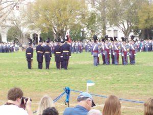 Parade at The Citadel