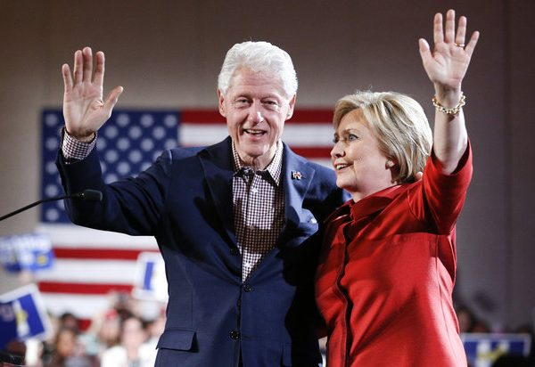 Bill Clinton Really Wants Hillary to WIN!! Doesn't He? [Video]