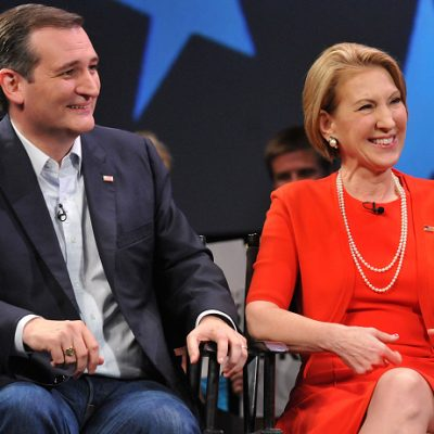 Ted Cruz Taps Carly Fiorina As Choice For Vice President [Video]