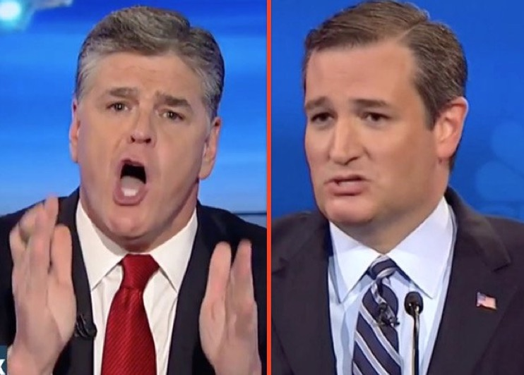 Sean Hannity Loses Cool with Ted Cruz: I'm Sick of the Question-Dodging! [AUDIO]