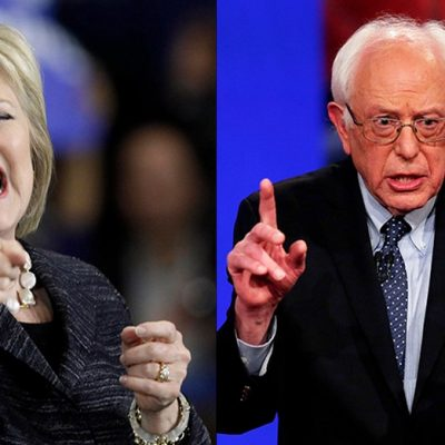 Hillary Blames Bernie Sanders' Vermont For Guns