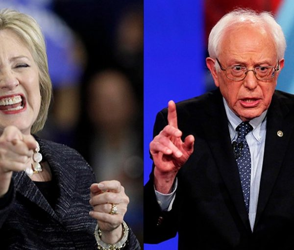 "Hillary Blames Bernie Sanders' Vermont For Guns ""Committing Crimes"" in NY [VIDEOS]"