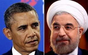 Obama and Rouhani