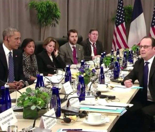 Did Obama Censor the French President Over Islamist Terrorism? [VIDEO]
