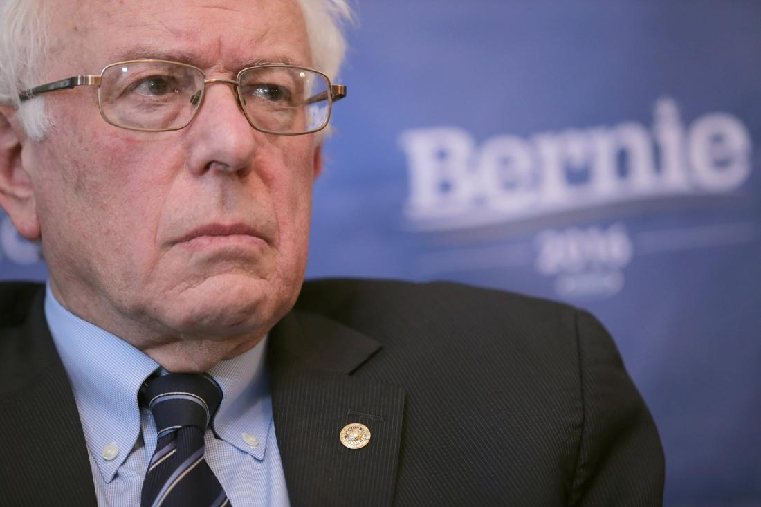 Sanders on Charity: Do As He Says, Not As He Does