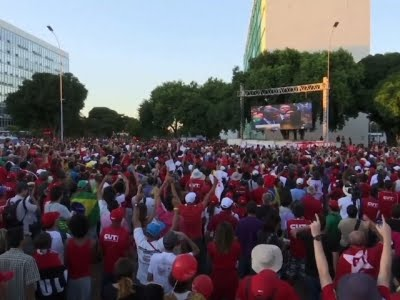 Brazil In Turmoil Over Vote To Impeach Its President