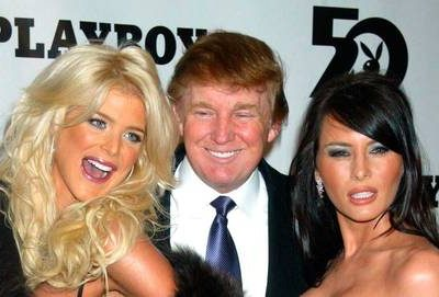 Quote of the Day: Donald Trump Goes to the Playboy Mansion