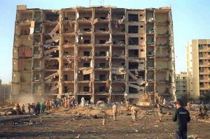 Khobar Towers Bombed