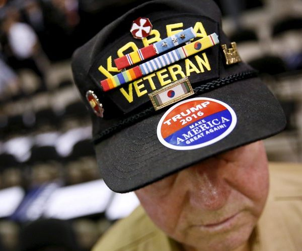 Money Trump Raised for Veterans is MIA