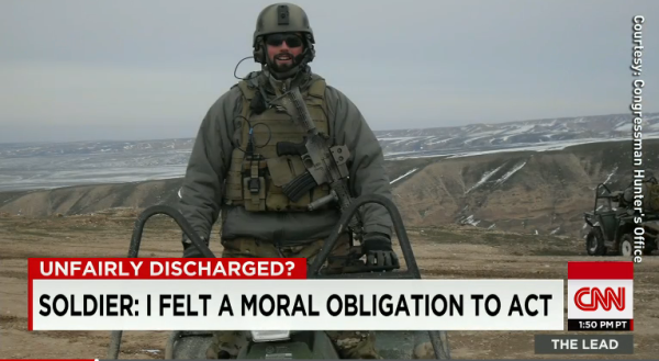 Good News: Army to Retain Green Beret Who Attacked Afghani Child Rapist