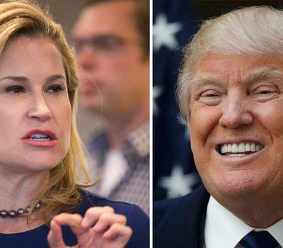 Trump on Heidi Cruz Pic: