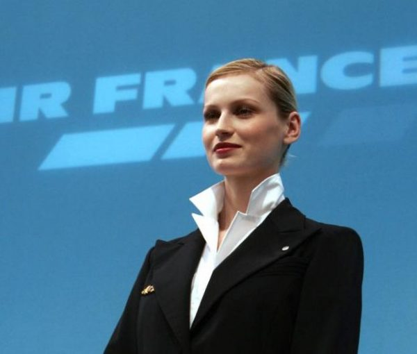 French Stewardesses Refuse to Comply with Political Correctness