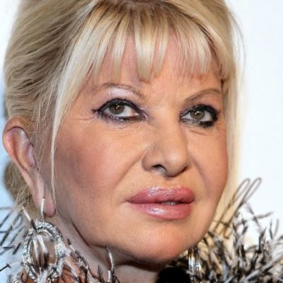 Quote of the Day: Ivana Trump Wonders How Anything Will Ever Get Clean Without Immigrants