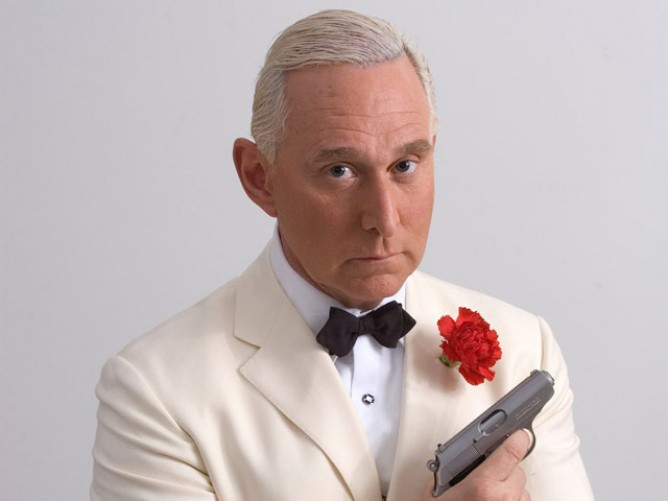 Quote of the Day: Roger Stone Wants Trump's Delegates to Sign a Loyalty Oath to Trump