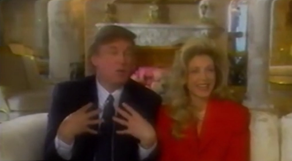 Quote of the Day: Remember the Time Donald Trump Talked About His 1-Year-Old's Boobs?