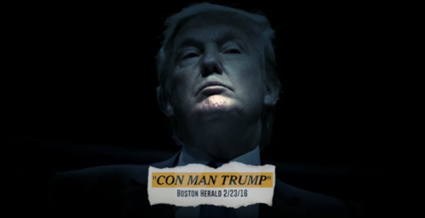 Con Man Don Trump to Testify in Trump University Trial