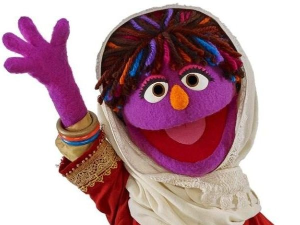 Hijab-wearing muppet will teach girls about self-empowerment on Sesame Street