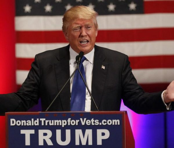 Veterans To Donald Trump: Show Us Respect, Show Us The Money! [Videos]