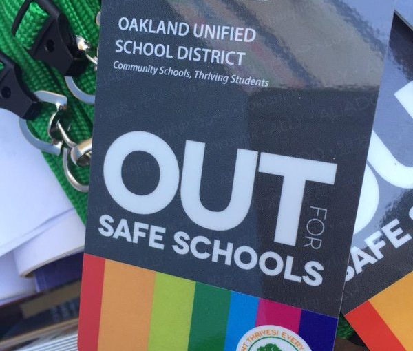 Rainbow Badges: The Latest Anti-Bullying Campaign Could Be Coming To A School Near You