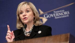 OK Governor Mary Fallin