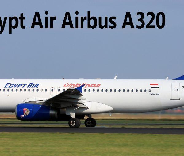 EgyptAir Flight 804 Disappears