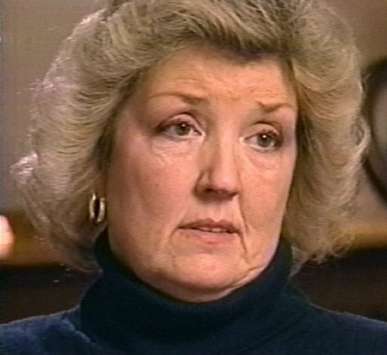 Juanita Broaddrick, another Clinton accuser who has claimed for years that the former president raped her. (Photo Credit: Daily Mail)