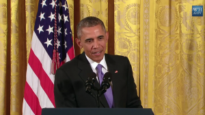 Obama's Iran Victory Lap
