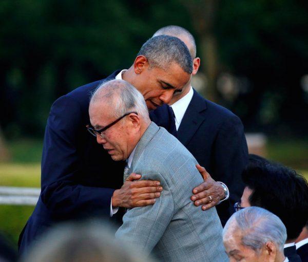 Obama's Sanctimonious Speech at Hiroshima [VIDEO]