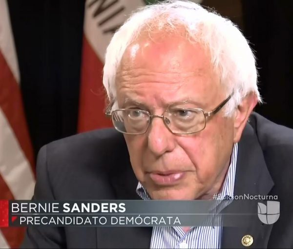 Why Won't #BernieSanders Answer Questions About Why Socialism Is Failing In Venezuela [VIDEO]