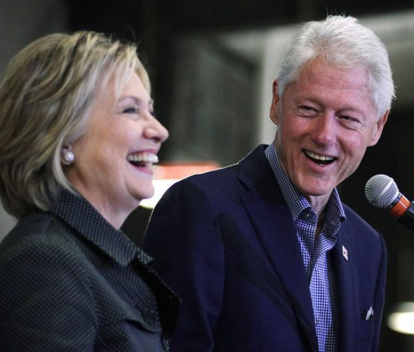 """Clinton Cash"" Movie To Screen At Cannes On Eve Of #HillaryClinton's Nomination"