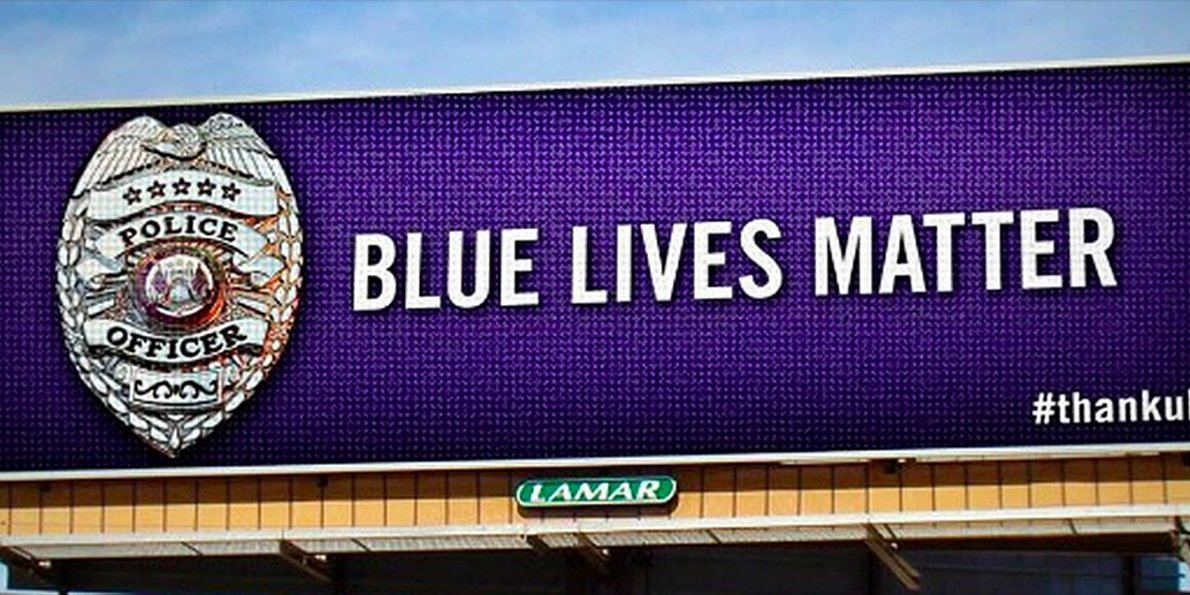 Louisiana's Governor Signs Blue Lives Matter Bill: Targeting Police Is A Hate Crime [VIDEO]