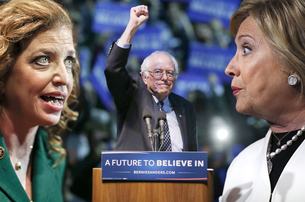Sanders Kicks Debbie Wasserman-Schultz Under the Bus [VIDEO]