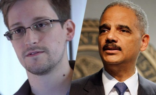 Shocker: Eric Holder Finally Got It Right About Snowden [VIDEO]