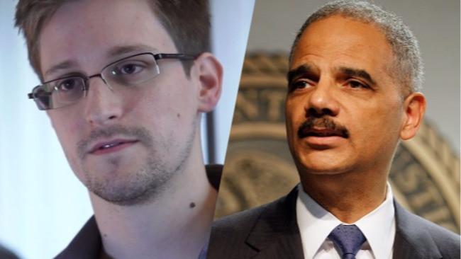 Shocker: Eric Holder Finally Got It Right About Snowden [VIDEO]