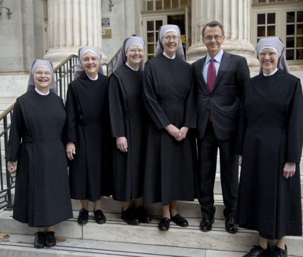 Little Sisters Win: Supreme Court Sends Contraception Case Back To Lower Courts [VIDEO]