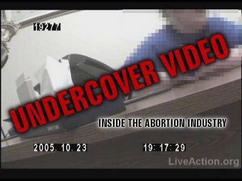 Live Action releases two new undercover videos; shows a Kentucky abortion clinic covering up statutory rape