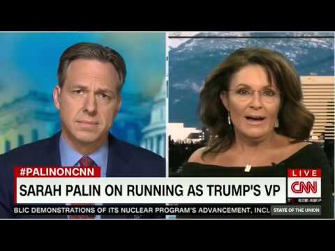 Sarah Palin Vows To Campaign Against Paul Ryan [VIDEO]