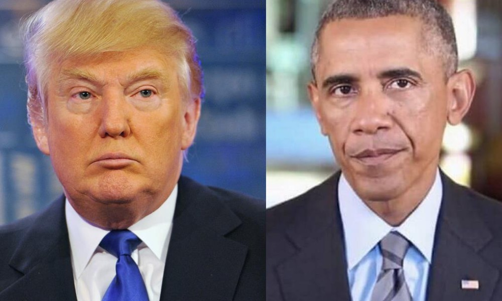 """Obama: World Leaders Rattled by Trump's """"Ignorance"""" [VIDEO]"""