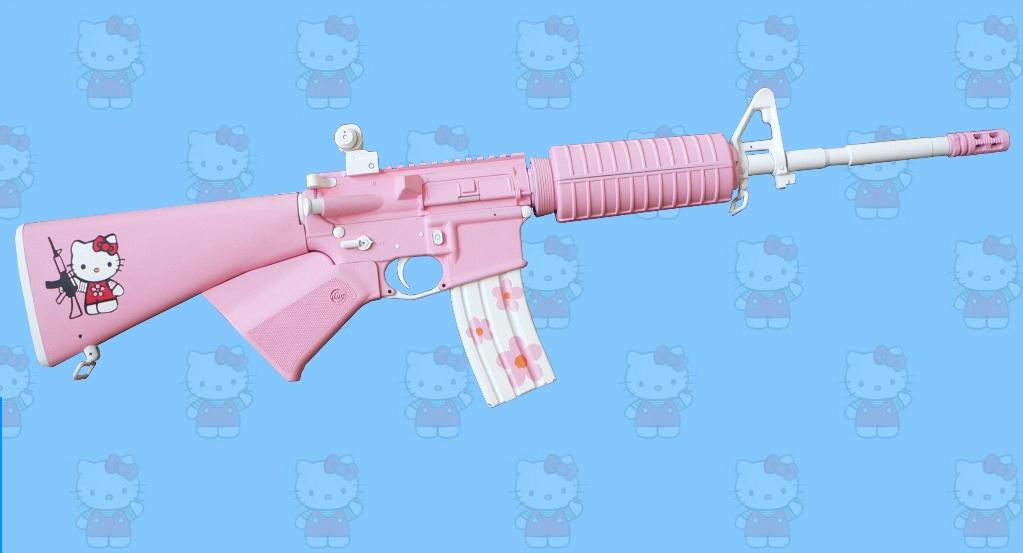 Shocking: AR-15phobic Gersh Kuntzman not entirely honest