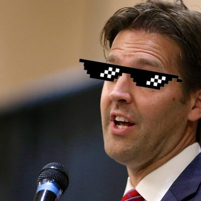 Desperate Breitbart Lies About Sen. Ben Sasse [VIDEO]