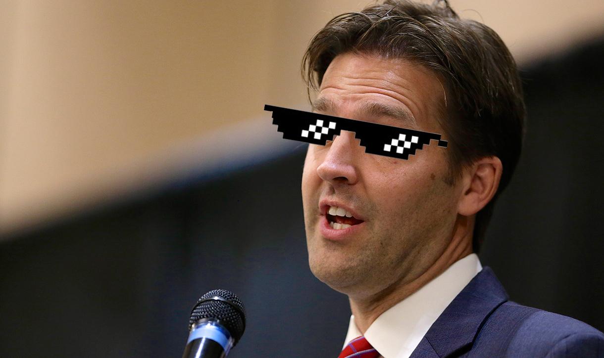 Desperate Breitbart Lies About Sen. Ben Sasse [VIDEO]