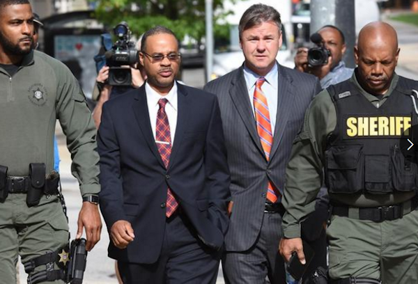 #FreddieGray: Baltimore Police Driver Caesar Goodson Acquitted On ALL Charges [VIDEOS]