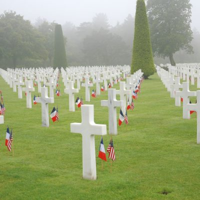#DDay: We Honor The Bravest Of Men Who Fought And Gave Their All For Liberty [VIDEO]