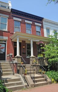 The Furies Collective in DC. Where 12 lesbians lived in 1971.